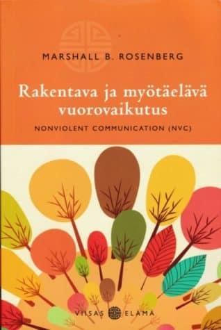 Kirjaesittely: Rakentava ja myötäelävä vuorovaikutus